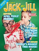 Jack And Jill Magazine 3/1/2017