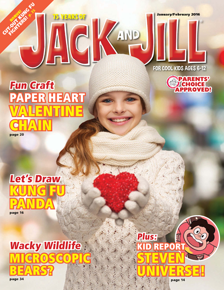 Jack And Jill Cover - 1/1/2016