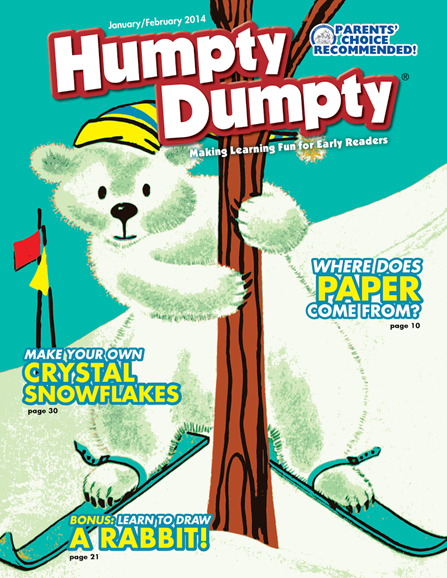 Humpty Dumpty Cover - 1/1/2014