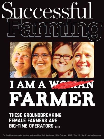 Successful Farming Cover - 2/15/2017