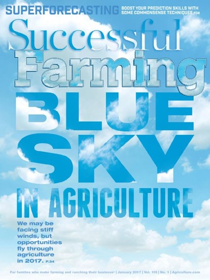 Successful Farming Cover - 1/1/2017