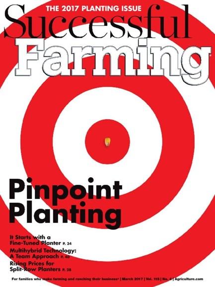 Successful Farming Cover - 3/1/2017