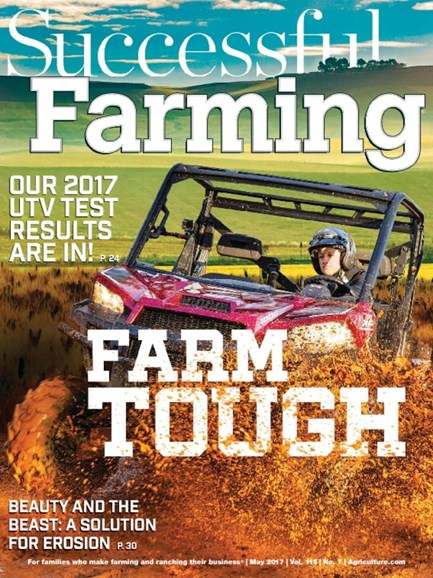Successful Farming Cover - 5/1/2017