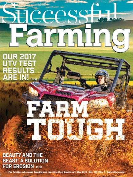 Successful Farming Cover - 5/1/2017
