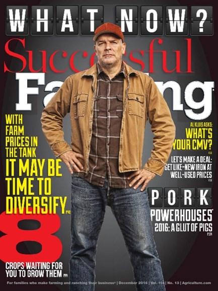 Successful Farming Cover - 12/1/2016