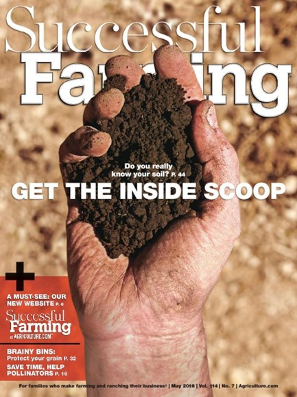 Successful Farming Cover - 5/1/2016