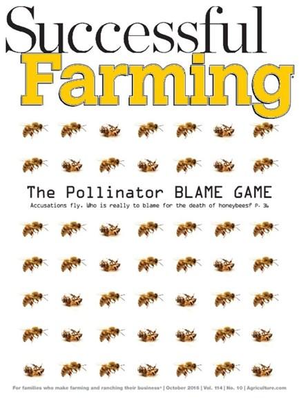 Successful Farming Cover - 10/1/2016