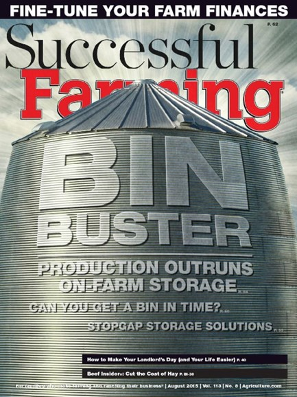 Successful Farming Cover - 8/1/2015