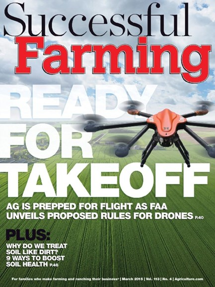Successful Farming Cover - 3/1/2015