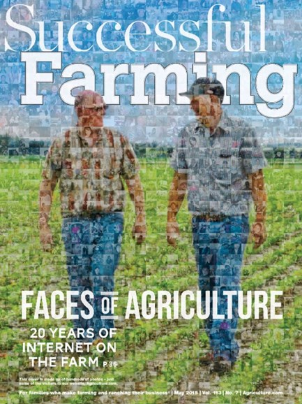 Successful Farming Cover - 5/1/2015