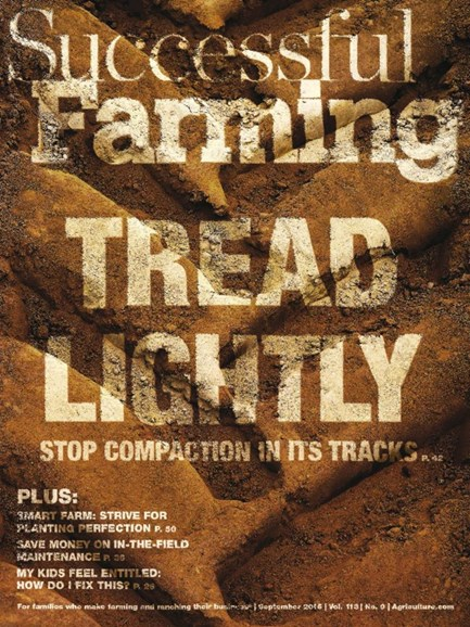 Successful Farming Cover - 9/1/2015