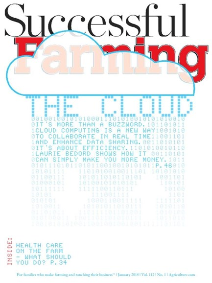 Successful Farming Cover - 1/1/2014