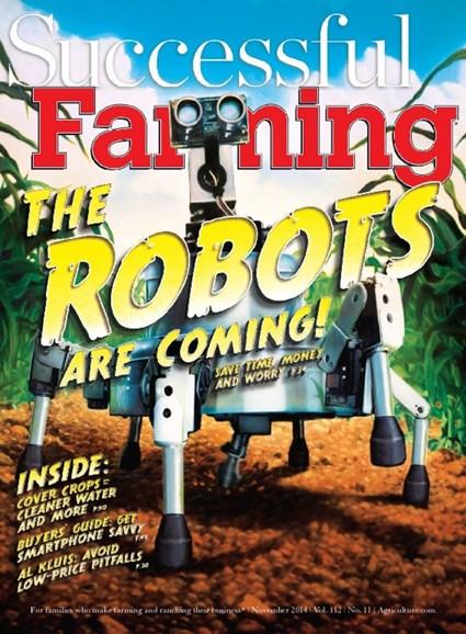 Successful Farming Cover - 11/1/2014
