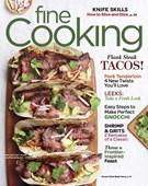 Fine Cooking Magazine 4/1/2017