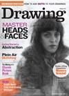American Artist Drawing Magazine | 4/1/2017 Cover