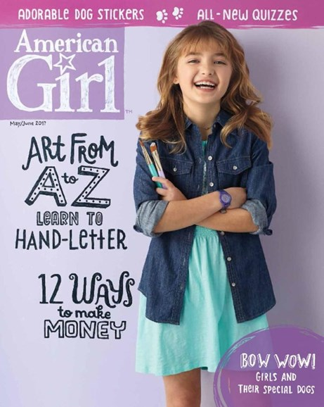 American Girl Cover - 5/1/2017