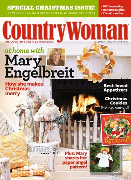Country Woman Cover - 12/1/2012