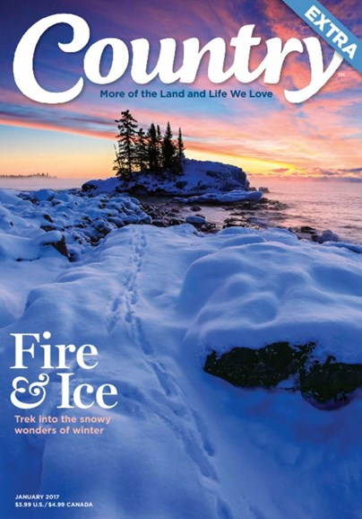 Country Extra Cover - 1/1/2017