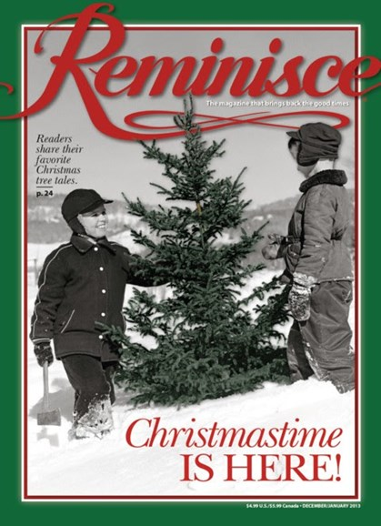 Reminisce Cover - 12/1/2012