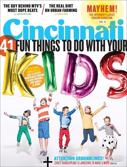 Cincinnati Cover - 4/1/2014