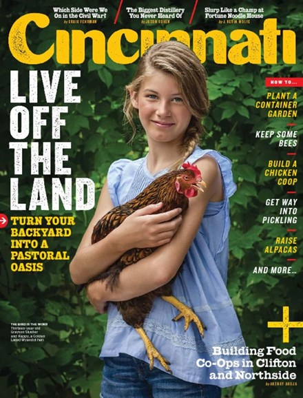 Cincinnati Cover - 8/1/2016