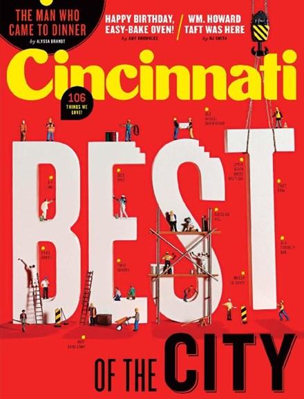Cincinnati Cover - 12/1/2013