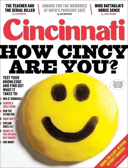 Cincinnati Cover - 2/1/2014