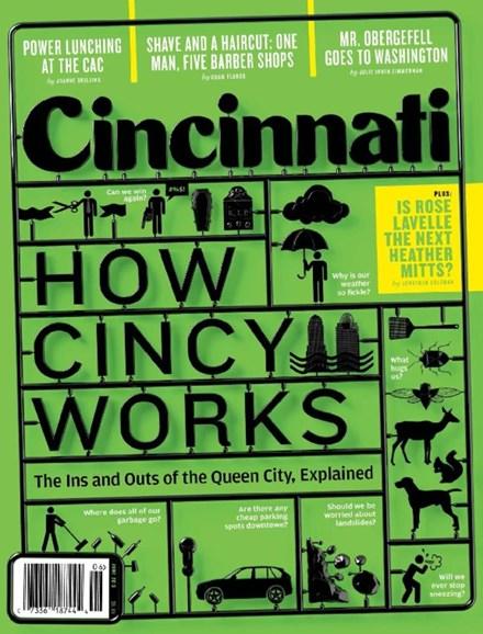 Cincinnati Cover - 6/1/2015