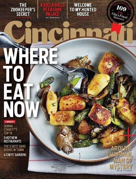 Cincinnati Cover - 3/1/2013