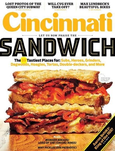 Cincinnati Cover - 5/1/2013