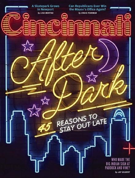 Cincinnati Cover - 5/1/2017