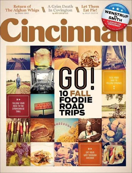 Cincinnati Cover - 10/1/2012
