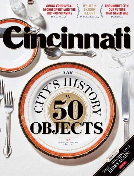 Cincinnati Cover - 10/1/2013