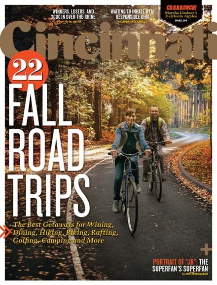 Cincinnati Cover - 10/1/2015