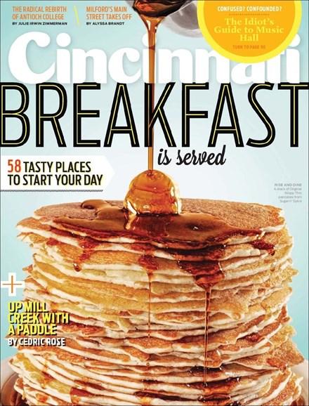 Cincinnati Cover - 9/1/2012