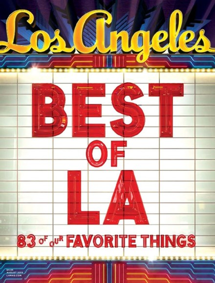 Los Angeles Cover - 8/1/2015