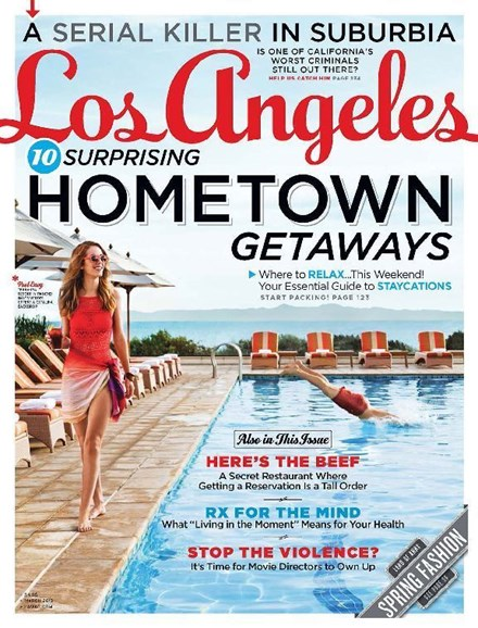 Los Angeles Cover - 3/1/2013