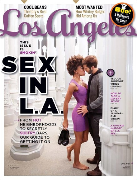 Los Angeles Cover - 10/1/2013