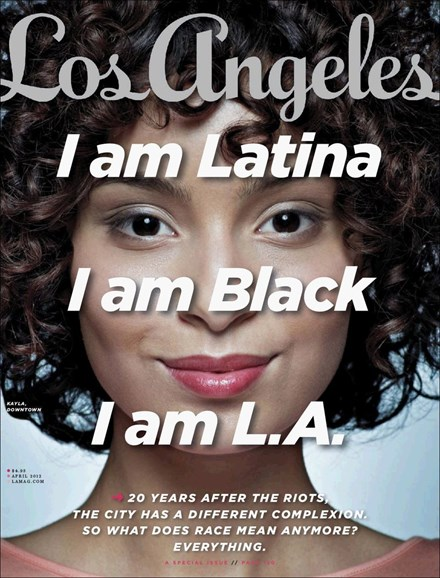 Los Angeles Cover - 4/1/2012