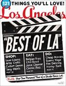 Los Angeles Magazine 8/1/2012