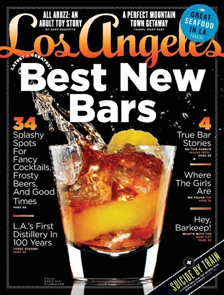 Los Angeles Cover - 7/1/2012