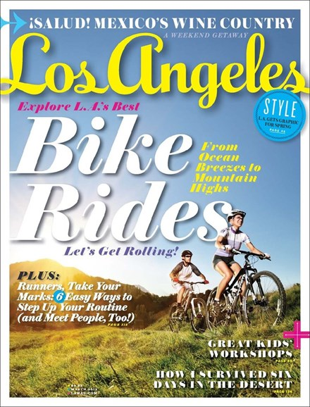 Los Angeles Cover - 3/1/2012