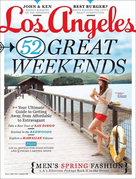 Los Angeles Cover - 5/1/2012