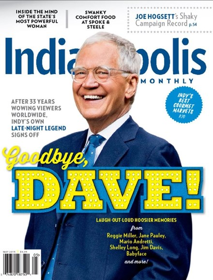 Indianapolis Monthly Cover - 5/1/2015