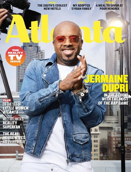 Atlanta Magazine Cover - 5/1/2017
