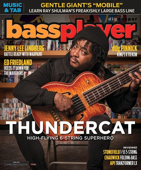 Bass Player Cover - 6/1/2017