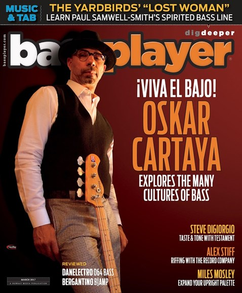 Bass Player Cover - 3/1/2017