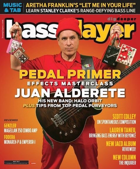 Bass Player Cover - 5/1/2017