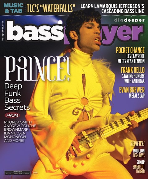Bass Player Cover - 8/1/2016