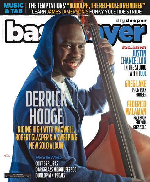 Bass Player Cover - 12/25/2016